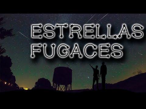 Como ver ESTRELLAS FUGACES. Perseidas, Leónidas, Gemínidas y más lluvias de meteoros.