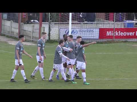 Mickleover Grantham Goals And Highlights
