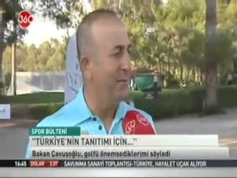 Mevlüt Çavuşoğlu Interview -360