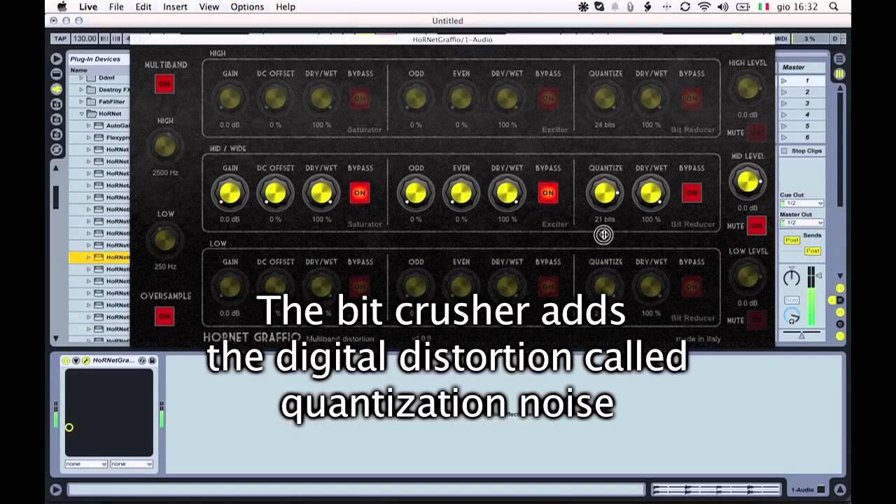 HoRNet Graffio multiband distortion plugin released | MusicRadar