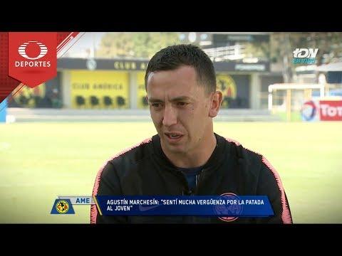 A Agustín Marchesín le dolió mucho no ir al Mundial   Televisa Deportes