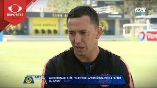 A Agustín Marchesín le dolió mucho no ir al Mundial | Televisa Deportes
