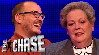 The Chase | Sandy's £6,000 Head-to-Head With The Governess