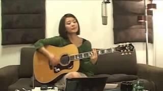 2013/2/17(日) 森恵(Megumi Mori)さんのUSTREAMライブより Megumi M...