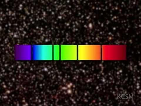 Astronomy - spectroscopy - 3/3