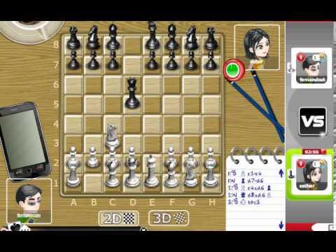 Schachspielen Online