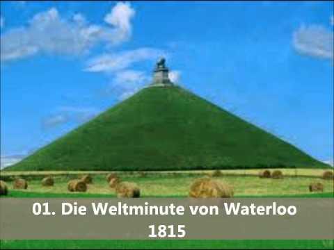 Sternstunden der Menschheit: 14 historische Miniaturen YouTube Hörbuch Trailer auf Deutsch