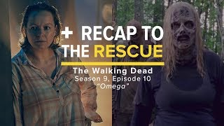 The Walking Dead 9x10 - RECAP TO THE RESCUE