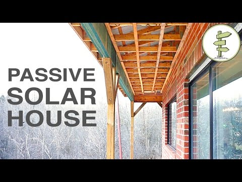 Couple Builds Energy Efficient Passive Solar Home - Green Bu