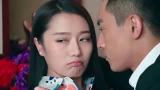 Phim Ngôn Tình - Màn cưỡng hôn của soái ca trong phim Love Hunting Kiss Scene Chinese Drama
