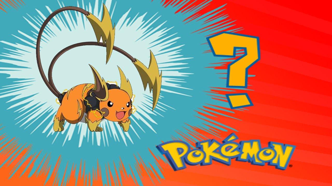 Raichu mega evolution revealed youtube - Pokemon x raichu mega evolution ...