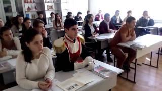 """Открытый урок """"После бала"""" Л. Н. Толстой"""