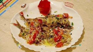 249 - Sarde al forno..è di certo un buon giorno!! (secondo a base di pesce facile veloce e gustoso)