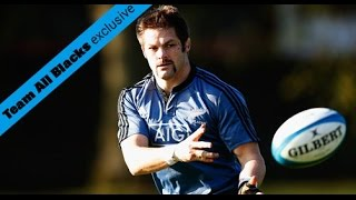Richie McCaw Press Conference - 100th Test as All Blacks Captain