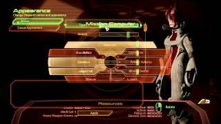 Mass Effect 2 - Playing as Turian, Quarian, Krogan and more