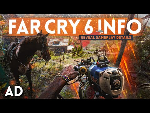 far cry 6 gameplay pictures