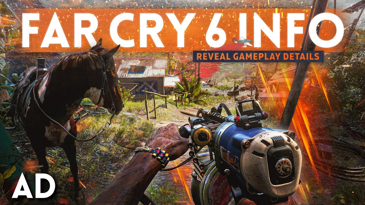 Far Cry 6 Reveal Gameplay Details Secret Info That Ubisoft Didn T Tell You Youtube