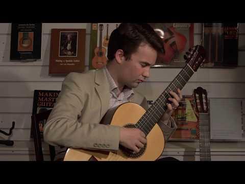 Guitars in Conversation Episode 6 - William C Kelday