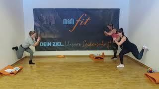 Wand-Workout für Fortgeschrittene - 45min - medifit Wolfhagen