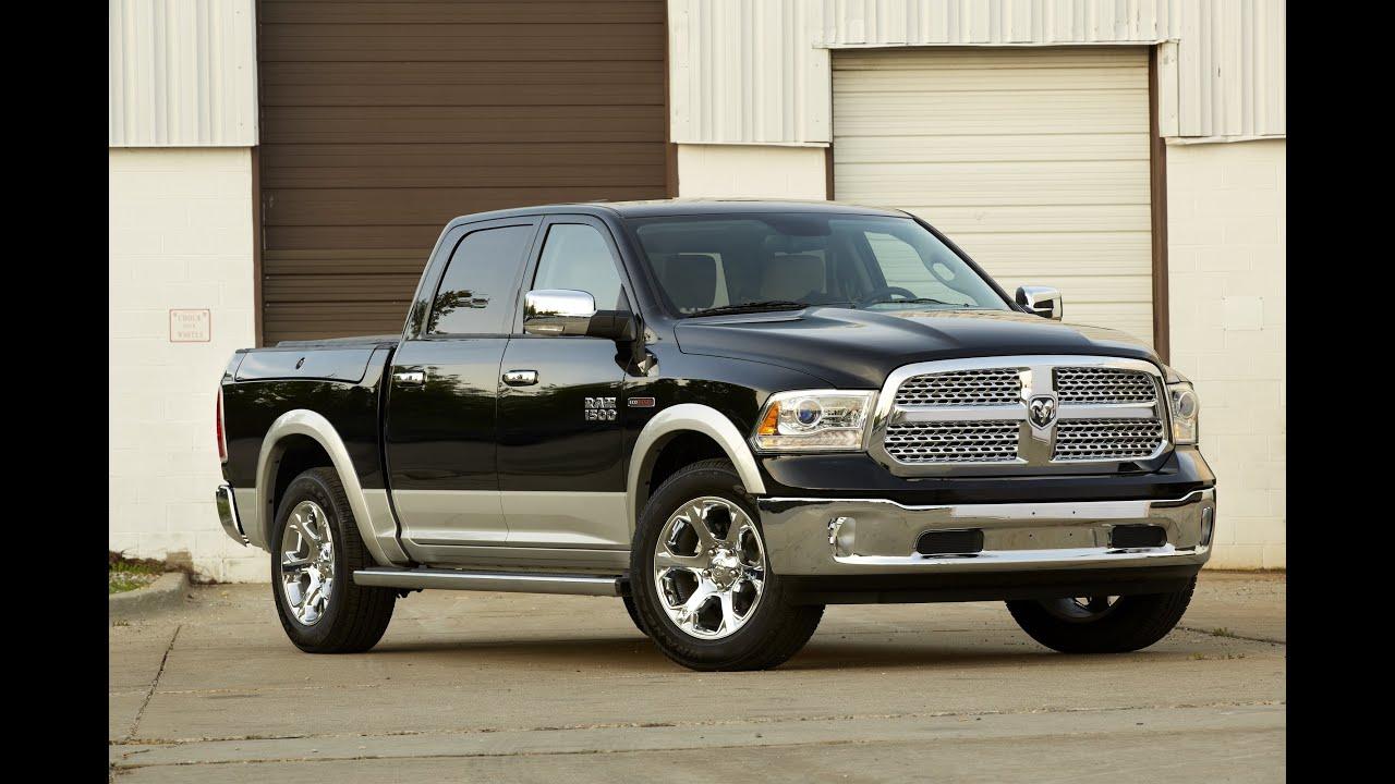 2014 RAM 1500 Eco Diesel REVIEW