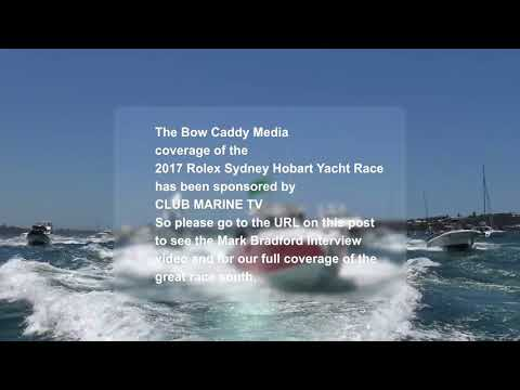 Battle of the Foils – Mark Bradford Interview