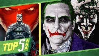 Top 5 Dinge die im Joker Origins Film vorkommen müssen
