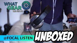 Baixar Focal Listen Unboxing - WhatGear