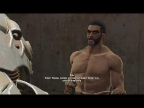 "Fallout 4 Nuka-World ""Safari Adventure"" Gatorclaws (21/21) Assign to Gang"