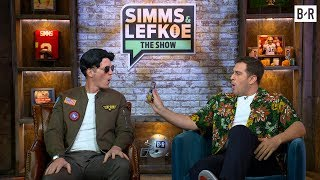 Adam Lefkoe Pranks Chris Simms, Tells Him Odell Beckham Jr. Was Traded (Simms & Lefkoe)