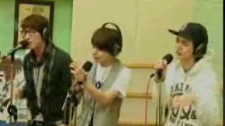 [280409]Tmax sing Paradise live!