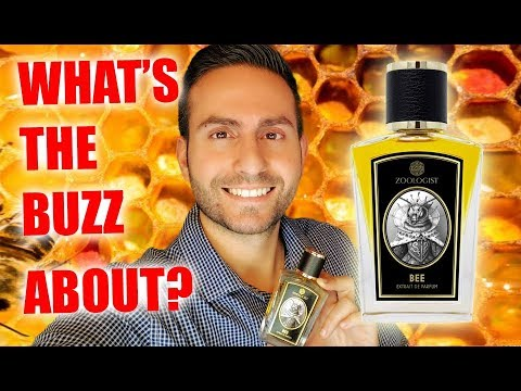 Zoologist Bee Fragrance Review / Perfume Review