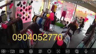 Báo động 🚨 Camera Quan sát An Ninh TpHCM 0938033907 Chuyên nghiệp nhanh chóng