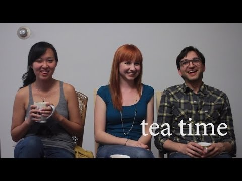 SHIPWRECKED: Tea Time Q&A with Mary Kate Wiles, Sean Persaud, & Yulin Kuang