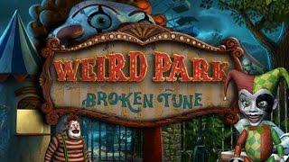 Playing Weird Park: Broken Tune