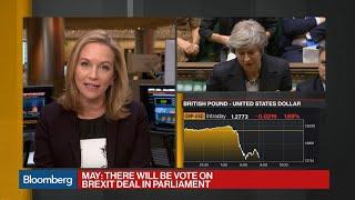 Brexiteer Rees-Mogg Calls for U.K. Leadership Challenge