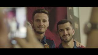 EL GOURMET DE LA ROJA - España / Croacia ( UEFA NATIONS LEAGUE )