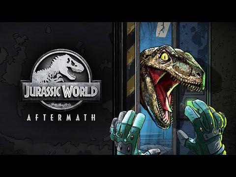 Jurassic World : Aftermath - Bande Annonce de lancement