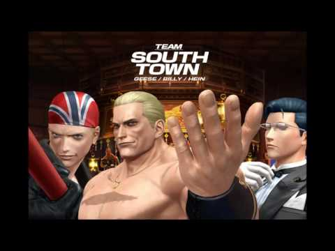 The King of Fighters XIV - Soy Sauce For Koyadofu (South Town Team Theme) OST