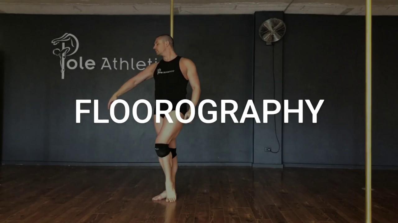 Floorography Pole Dance Class - YouTube