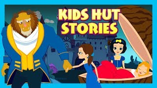 English Stories For Kids - Kids Hut Stories || Animated Stories For Kids -  Moral Stories
