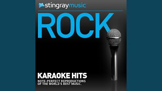 Still Loving You (Karaoke Version) (in the style of Scorpions)