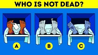 TRAIN YOUR BRAIN WITH THESE 15 FUNNY RIDDLES