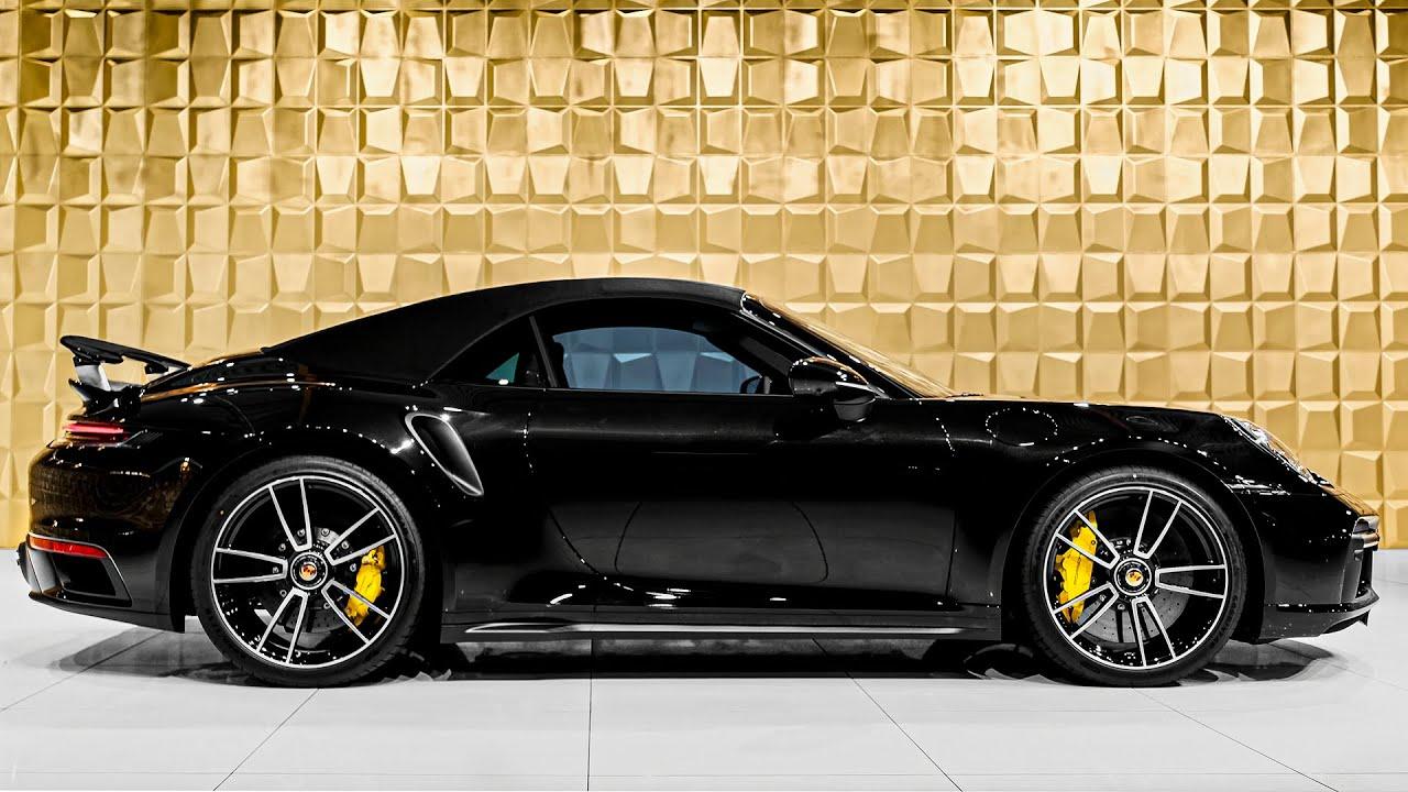 2021 Porsche 911 Turbo S Cabrio Interior And Exterior Details Youtube