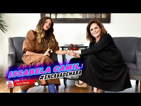 Issabela Camil I #EnCasaDeMara