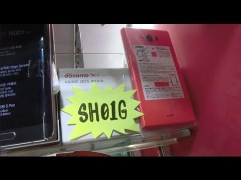 MENCLUB Tech—六千幾買Ricoh GR鏡頭 docomo AQUOS ZETA SH-01G