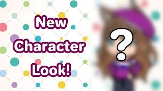 New Character Look!!!