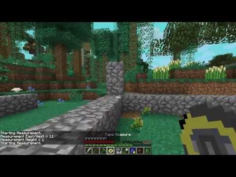 Mobius4Regent: Minecraft 1.6.4 With Mods - Machinist Workshop Site Survey - S308