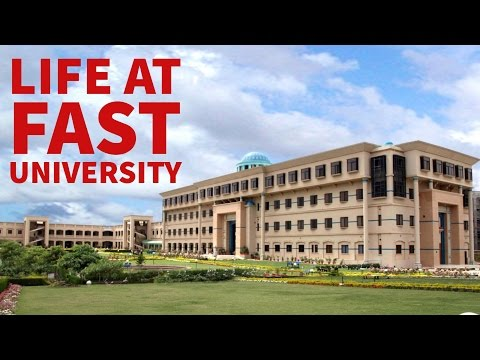 Life at FAST university islamabad | welcome party BBA