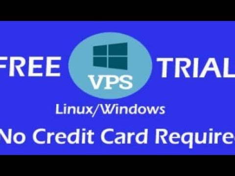 GET RDP FOR FREE 1 Month Trial || 2018