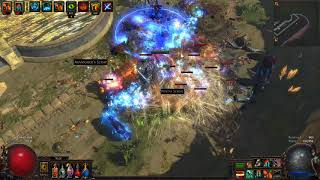 Path of Exile 3.0 Sunder Gladiator // T11 Shaped Racecourse